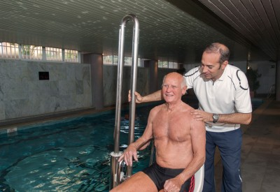 unsere Einrichtungen - Peak Physio Physiotherapy on and around the Costa del Sol